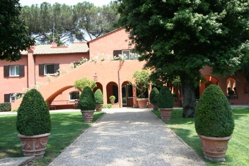 Luxury Villas Rome
