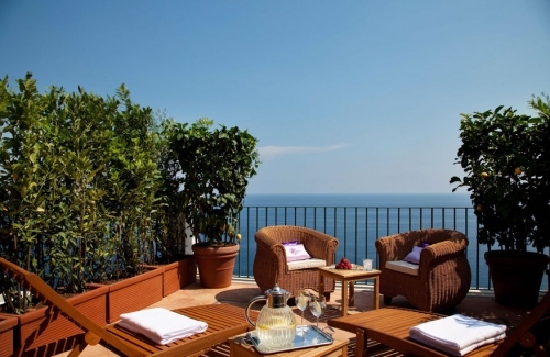 Luxury Villas Salerno