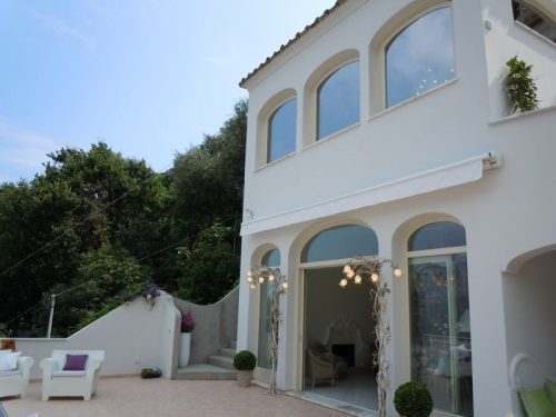 Charming Villa Salerno